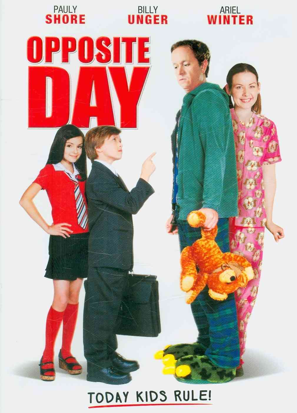 OPPOSITE DAY BY UNGER,BILLY (DVD)